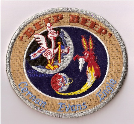 Apollo 14 Patch - Pics about space