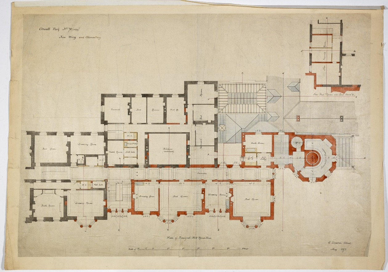 Althorp House Floor Plan Plans
