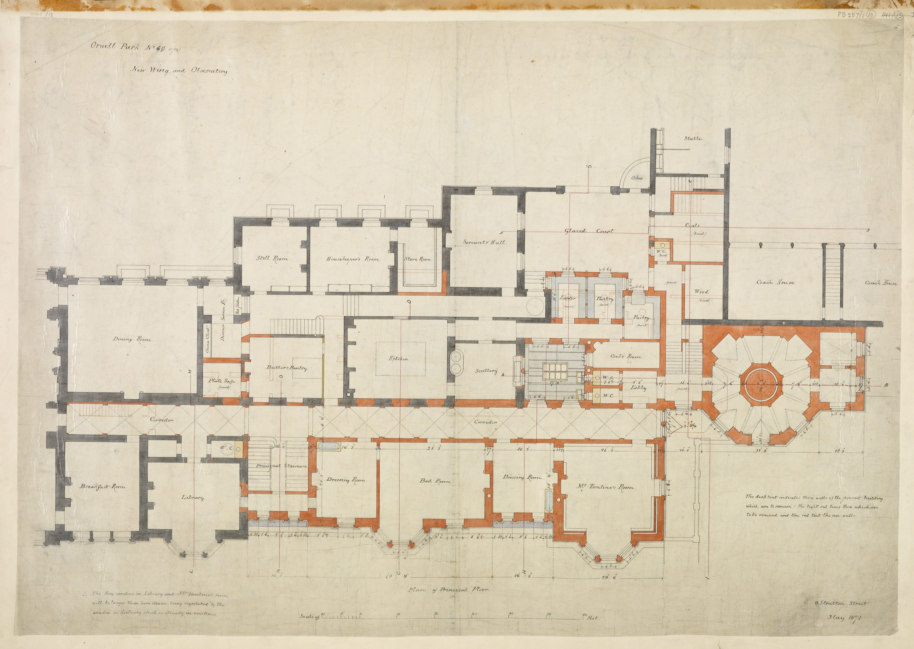 gallery for gt number one observatory circle floor plan 17 best images about royalty althorp house on pinterest